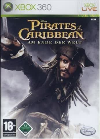 Pirates of the Caribbean - Am Ende der Welt
