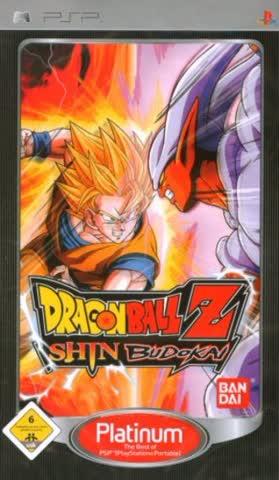 Dragonball Z - Shin Budokai - Platinum