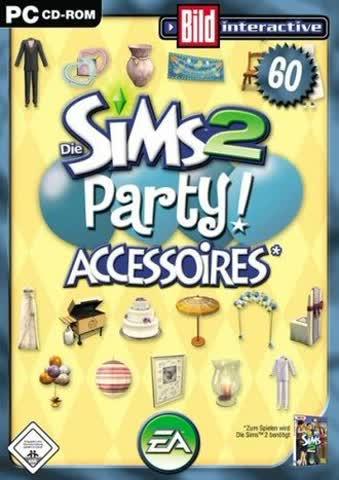 Die Sims 2 - Party-Accessoires