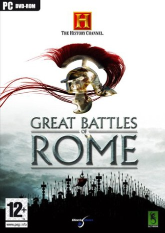 The History Channel: Great Battles of Rome (PC)