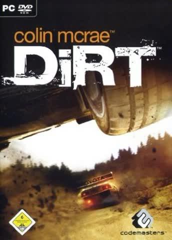 Colin McRae Dirt (DVD-ROM)