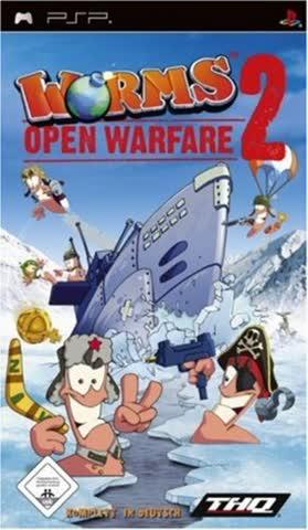 Worms: Open Warfare 2 (Fairpay)
