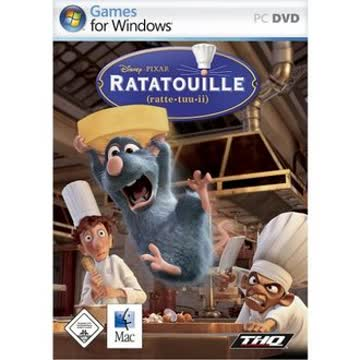 Ratatouille (PC+MAC)