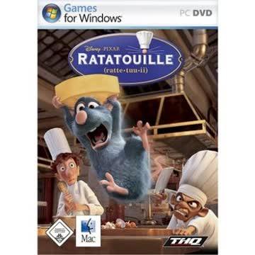 Ratatouille (PC+MAC)