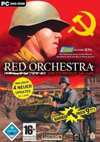 Red Orchestra enhanced - (Hammerpreis)