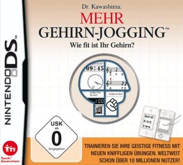 Dr. Kawashima: Mehr Gehirn-Jogging - Wie fit ist ihr Gehirn?