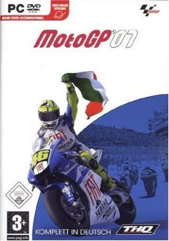 THQ MOTO GP 07