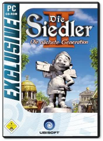 Die Siedler II - Die nächste Generation - Ubi Soft eXclusive