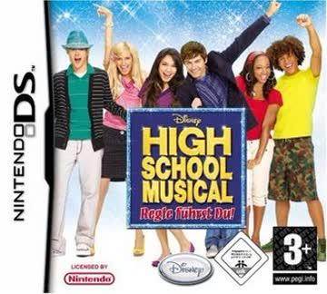 High School Musical: Regie Führst Du!