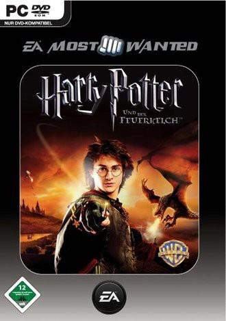 Harry Potter und der Feuerkelch (DVD-ROM) - (EA Most Wanted)