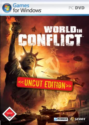 World in Conflict (Uncut) (DVD-ROM)