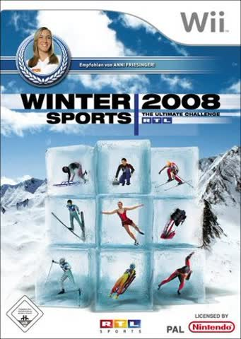 RTL Winter Sports 2008 - The ultimate Challenge