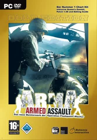 Armed Assault - Gold Edition (Vollversion + Add-On)