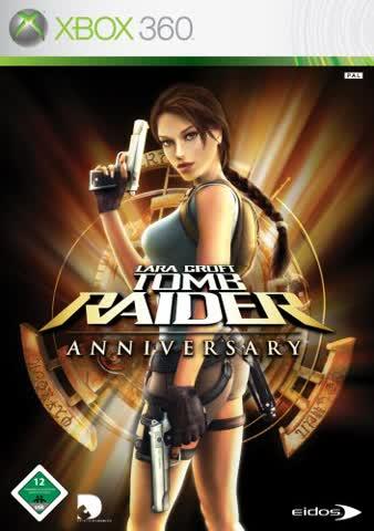 Lara Croft - Tomb Raider: Anniversary
