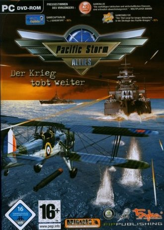 Pacific Storm - Allies (DVD-ROM)