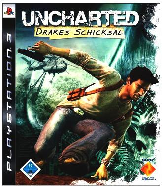 PS3 Game Uncharted: Drakes Schicksal deutsch