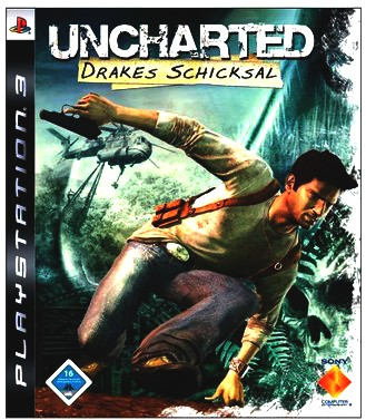 PS3 Game Uncharted: Drakes Schicksal deutsch