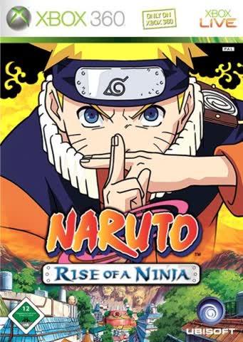 Naruto - Rise of a Ninja