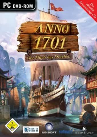 Anno 1701 - Der Fluch des Drachen (Add-on)