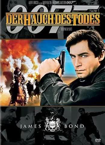 James Bond 007 Der Hauch des Todes
