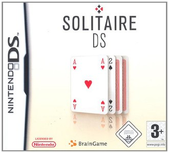 Solitaire DS (NDS) Multilingual