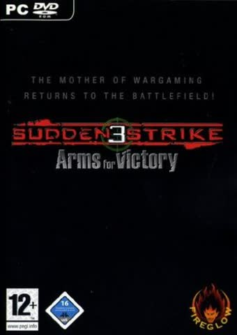 PC Game Sudden Strike 3: Arms for Victory