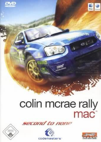 Colin McRae Rally MAC [Import germany]