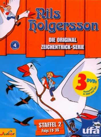 Nilgs Holgersson Staffel 2 - (F.19-35)