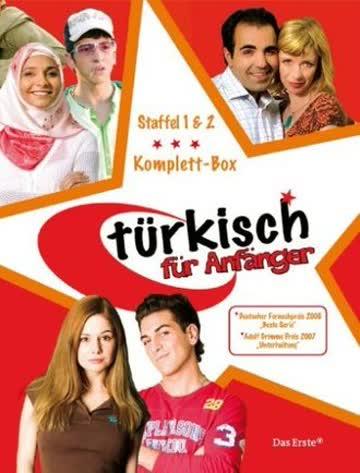 Türkisch für Anfänger - Staffel 1 & 2 Komplett-Box [6 DVDs]