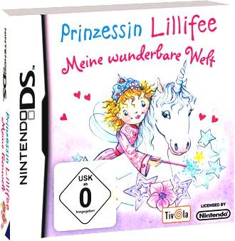 Prinzessin Lillifee - Meine wunderbare Welt