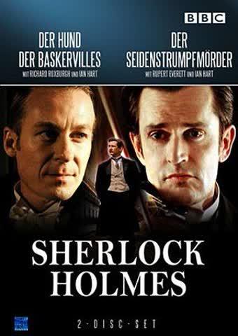 Sherlock Holmes - Der Hund der Baskerville / Der Seidenstrumpfmörder (2 DVDs)