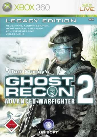 Tom Clancy's Ghost Recon - Advanced Warfighter 2 [Legacy Edition]