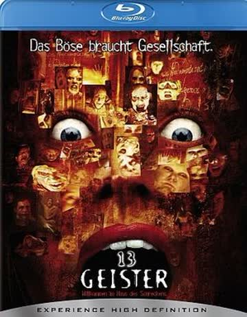 13 Geister [Blu-ray]