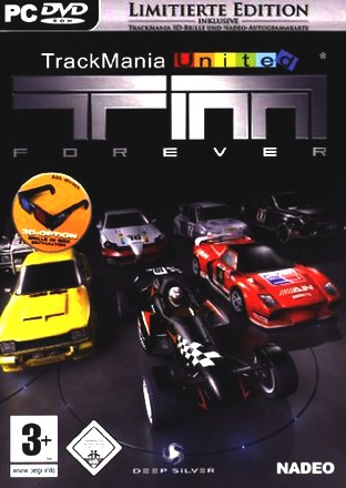 TrackMania United Forever (DVD-ROM)