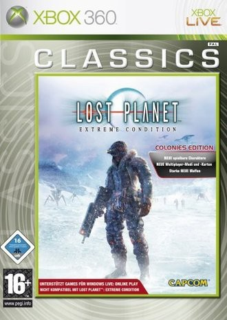 Lost Planet: Extreme Condition - Colonies Edition (Xbox 360 Classics)