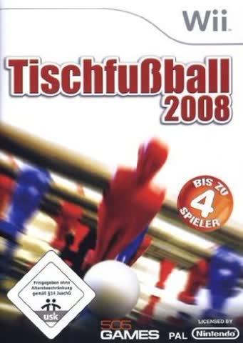 Tischfussball 2008