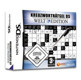Kreuzworträtsel DS - Welt Edition