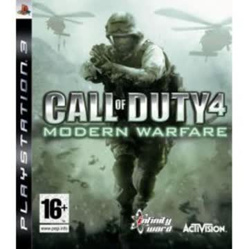 Call Of Duty 4: Modern Warfare Game of the Year Edition (Sony PS3)