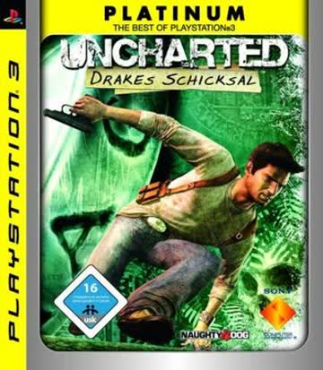 Uncharted: Drakes Schicksal Platinum (Sony PS3)