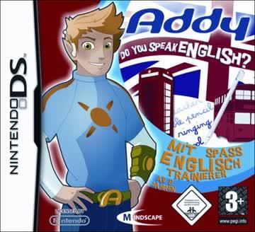 Addy - Do you speak English?