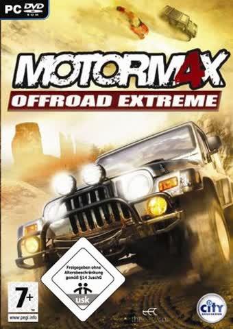 MotorM4X: Off Road Extreme [German Version]