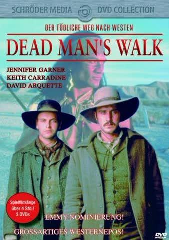 Dead Man's Walk - Der tödliche Weg nach Westen (3 DVDs)