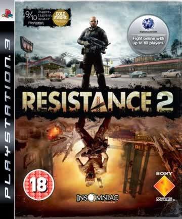 Resistance 2 (UK)