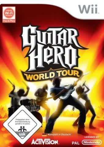 Guitar Hero World Tour Software