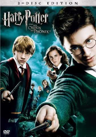 Harry Potter und der Orden des Phönix [Limited Special Edition] [2 DVDs]