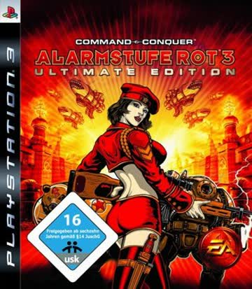 Command Conquer: Alarmstufe Rot 3 [PlayStation 3] (German version)