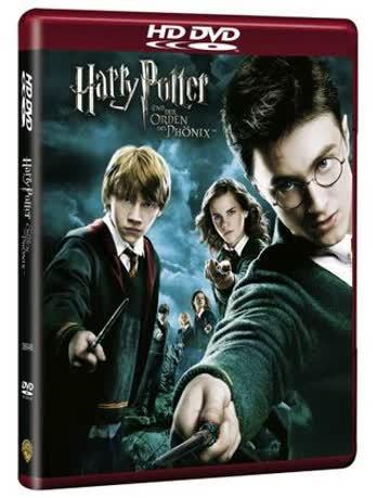 HD-DVD HARRY POTTER UND DER OR