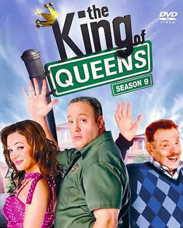 King of Queens - Season 9 (3 DVDs)