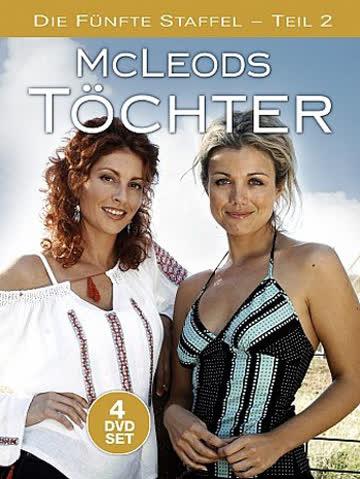 McLeods Töchter - Die fünfte Staffel, Teil 2 [4 DVDs]