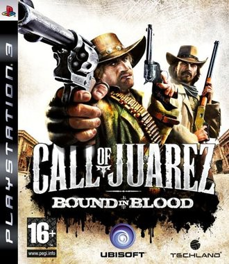 Call Of Juarez: Bound In Blood (Sony PS3) [Import UK]